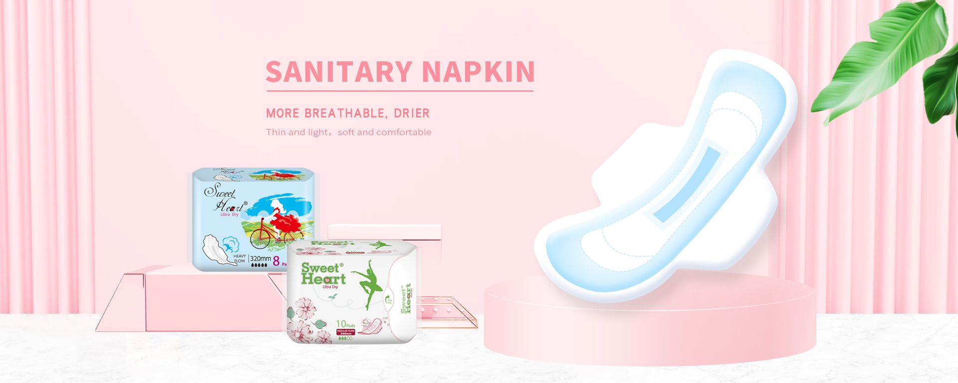 Care Sanitary Napkins